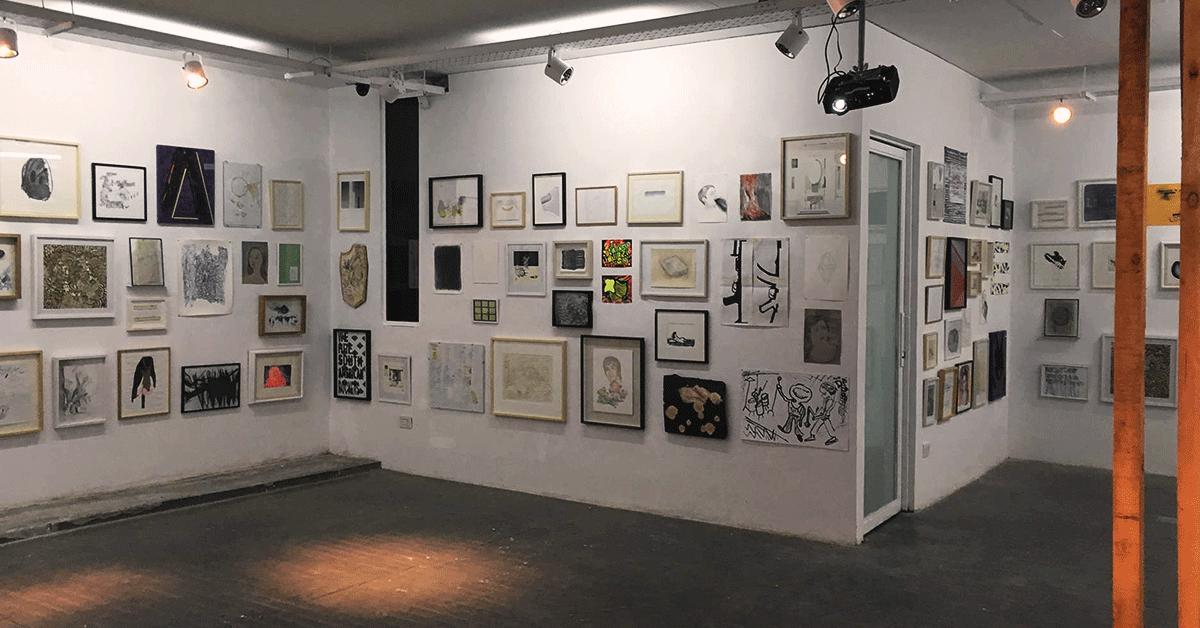 Multifacética galería de arte
